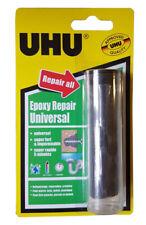 UHU Epoxy Repair Knetmasse für dauerhafte Reparaturen innen u. außen 56g