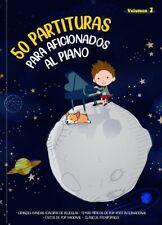 """VOLUMEN 7 """"50 PARTITURAS PARA AFICIONADOS AL PIANO"""""""