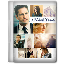 a Family Man DVD - Gerard Butler Rating 15 Drama