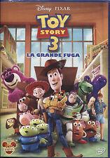 TOY STORY 3 la grande fuga - DVD NUOVO E SIGILLATO, EDIZIONE UFFICIALE ITALIANA
