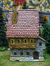 Painted Medieval Inn Fenryll Miniature Dungeons & Dragons D&D Warhammer