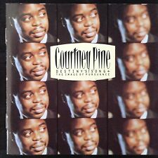 COURTNEY PINE: DESTINY'S SONG & THE IMAGE OF PURSUANCE 1988 Island CD