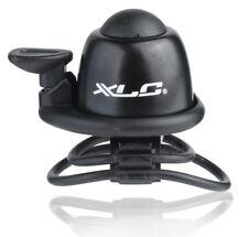 XLC Miniglocke DD-M07 schwarz für 22,2 - 31,8 mm Klingel Glocke Fahrradklingel