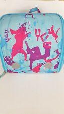 Yuu ergonómico Bolso Mochila y Estuche Azul Rosa Bailarines niñas viajar escuela
