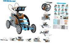 STEM 12-in-1 Education Solar Robot Kits Toys - DIY Building Science Experiment K