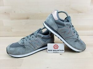 New Balance 500 Running Gray GW500SG Running Shoes Lace Up - Women's Size 9