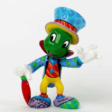 Pepito Grillo mini figura Enesco Romero Britto Disney Pinocchio 4033971 rareza