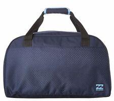 Billabong Base Navy Duffle Travel Overnight Bag, 40 Litres. NWOT. RRP $59-99.