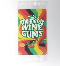 Maynards Wine Gums Phone Card - New & Sealed Phonecard - Fast Dispatch