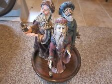 "Duncan Royale History of Santa Ii Magi 9469 of 10,000 Limited Edition 11"" Tall"