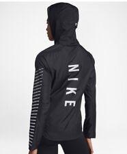 Nike Impossibly Clair Pratique et à la Mode Compressible Femmes Veste Noir S