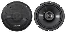 "Pair Hifonics Zs65Cxs 6.5"" 600 Watt Shallow Mount Car Stereo Speakers"