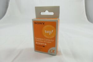 Sony Eyepiece Corrector Diopter +1 for Sony Alpha Digital SLR Camera (FDA-ECF10)