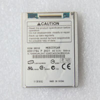 "NEW MK8009GAH 1.8"" 80GB CE PATA ZIF HARD DRIVE FOR DELL Latitude XT D420 D430"