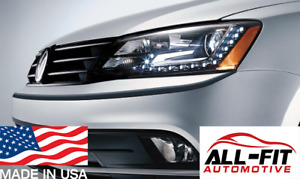All-Fit Dual Flex [Chrome] Body Molding Edge Protective Trim for Volkswagen