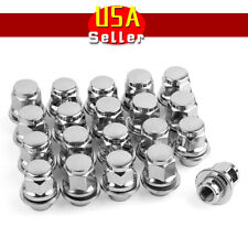 20 MAG LUG NUTS | 12X1.25 | FITS INFINITI NISSAN ALTIMA MAXIMA QUEST WHEELS RIMS