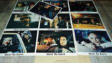 jim jarmusch NIGHT ON EARTH  !  jeu photos cinema lobby card