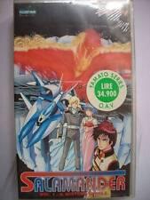 VHS SALAMANDER VOL.1 IL MISTERO DI POLA SIGILLATA  (S9)