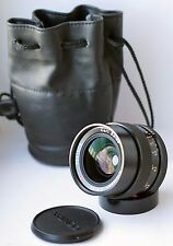 Carl Zeiss Distagon f/2.8 25mm T* Lens MMJ C/Y Contax mout MINT!