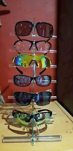 Action Eyewear Sunglasses/Glasses Display Stand