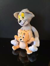 1 set of 2 Tom and Jerry Plush Doll Cartoon Stuffed Animal Toy Usa Stock