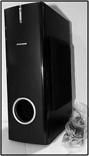 SUBWOOFER 200W SYLVANIA FOR HOME ENTERTAINMENT SYSTEM 5 SPEAKER OUTPUT, BLU-RAY