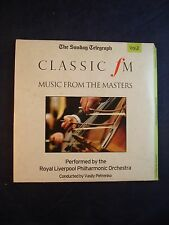Classic Fm - Music from the Masters vol 2  - Promo CD
