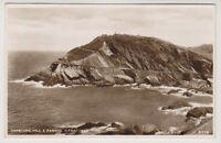 Devon postcard - Capstone Hill and Parade, Ilfracombe - RP