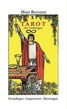 Tarot für Anfänger von Hajo Banzhaf (2016, Taschenbuch)