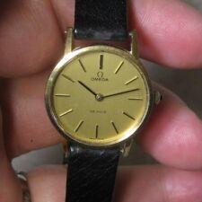 montre omega femme or en vente   eBay