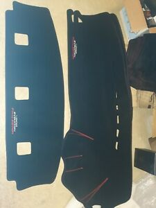 Mitsubishi lancer Front And Rear Dash Mats