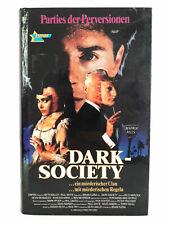 Dark Society (1989) | VHS Video Tape Hartbox VPS Empire | Brian Yuzna
