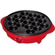 Japanese TAKOYAKI Grill pan maker cooking plate Octopus Ball