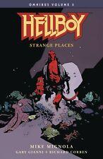 Hellboy Omnibus Vol #2 Strange Places Tpb Dark Horse Horror Comics Tp