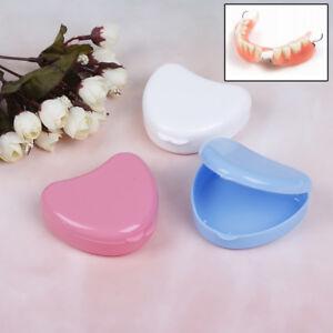 Boîtier de retenue orthodontique dentaire pour le stockage de protège-dents Rasg