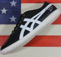 Asics Onitsuka Tiger Tsunahiki SAMPLE Running shoes Black/White [1183A084-001] 9