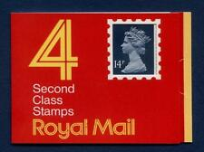 GB QEII MNH STAMP BARCODE WINDOW BOOKLET GB1 1988 CODE O