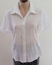Classic Neckline Stars Regular Size Tops & Blouses for Women