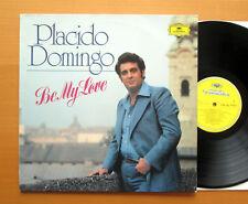 DG 2530 700 Placido Domingo Be My Love 1976 Presque comme neuf/EX stereo