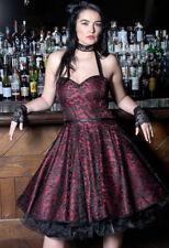 50er Petticoat Rockabilly Abend Coktail Party Abiball Kleid Dress Maßanfertigung
