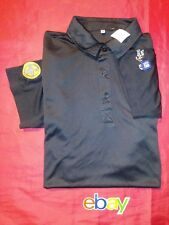 GM Chevrolet BLACK Golf SLIM FIT EMPLOYEE Polo Shirt MEN SZ M NEW NWT !!