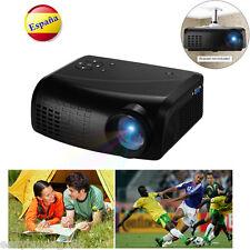 Excelvan Mini Proyector LCD LED Multimedia Cine en casa Projector para iPhone s6