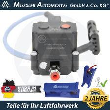 MERCEDES vito w638 v-classe suspension pneumatique niveau régulation électrovanne
