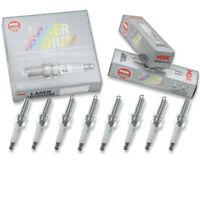 8 pc 8 x NGK Laser Iridium Plug Spark Plugs 1422 ILKR8E6 1422 ILKR8E6 Tune sw