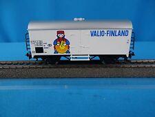 Marklin 4568 NMBS SNCB Reefer car Valio Finland