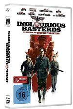 Inglourious Basterds von Quentin Tarantino mit Brad Pitt / DVD  #1431