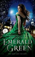 Ruby Red 3. Emerald Green von Kerstin Gier (2014, Taschenbuch)