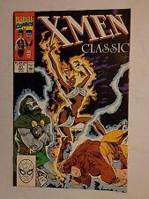 X-Men Classic Uncanny X-Men Rogue Storm Vol1 #51 Marvel Comics September 1990 NM