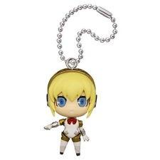 Takara Tomy Persona 3 THE MOVIE Deformed mini Keychain Aigis アイギス Figure
