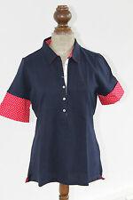 Van Laack Damen Polo Shirt - Baumwolle - Gr. 36 - UVP € 99,90